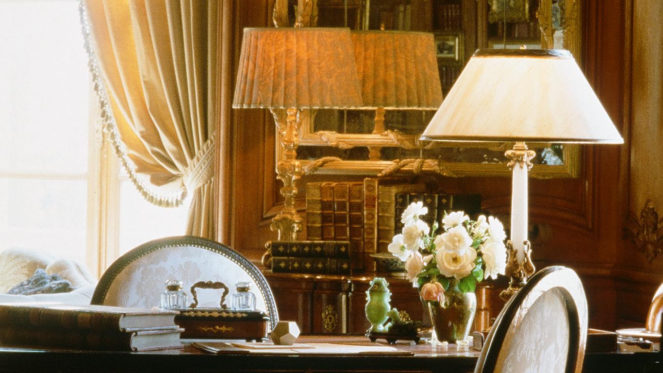 Ruschmeyer and Associates Interior Design - Carolands